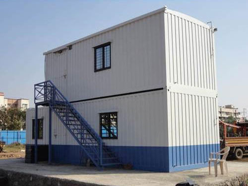 Prefabricated Shelter Manufacturer & Supplier in India